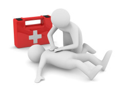 First Aid/CPR - Keep The Beat - Leahy Room