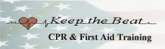 First Aid/CPR (Leahy Room) - Keep the Beat