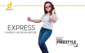 Freestyle Dance for Kids - Level 1