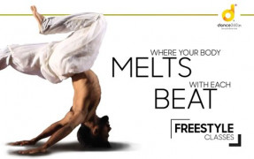 Freestyle Dance for Kids - Level 3