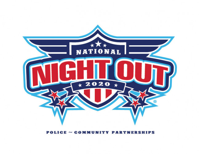 """National Night Out """"Drive-Thru"""" Event"""