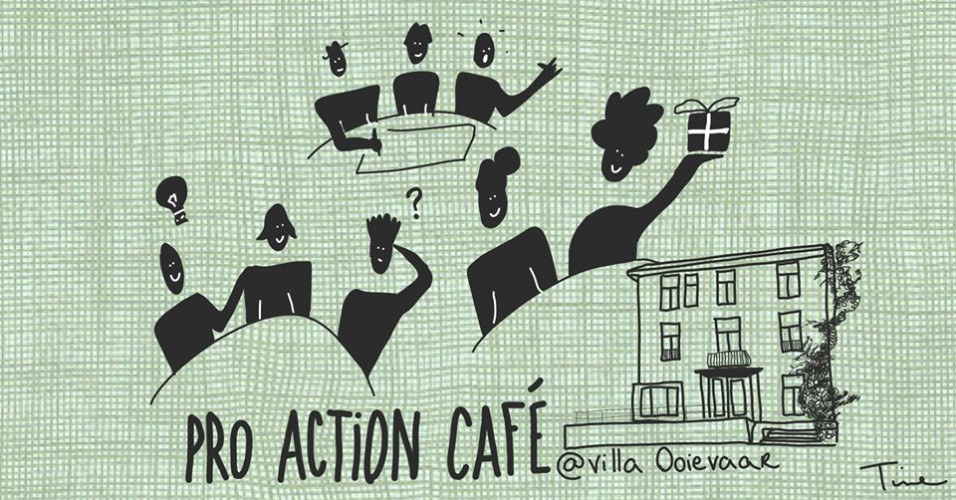 Changing the world of work - Pro-action café
