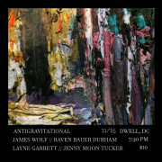 Music: Antigravitational / Raven Bauer Durham and James Wolf / Jenny Moon Tucker and Layne Garrett