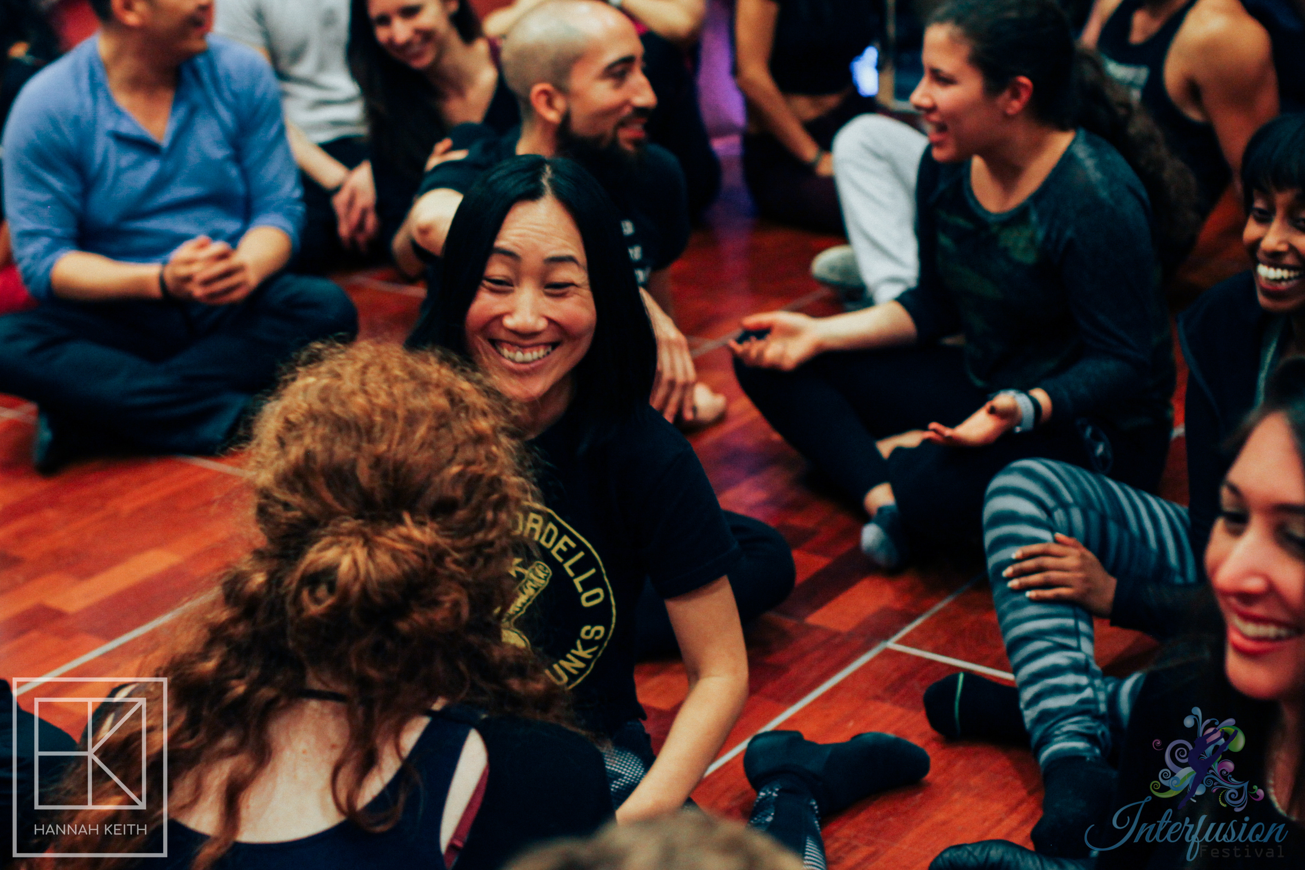 Intimacy in Community: Connection Games & Potluck
