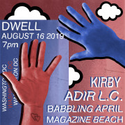 Music: Kirby / Adir L.C. / Babbling April / Magazine Beach