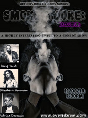 Comedy: Smoke and Joke