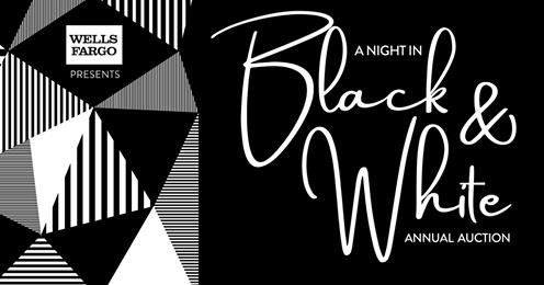 "Boys & Girls Club 14th Annual ""A Night In Black & White"" Auction"