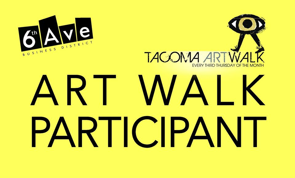 Tacoma 6th Avenue ArtWalk