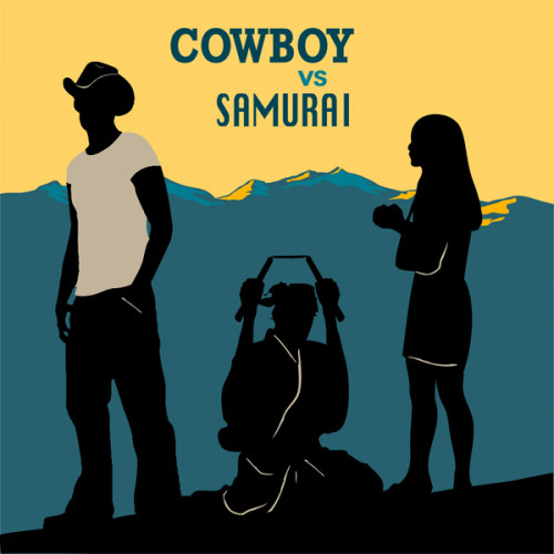 Cowboy vs Samurai