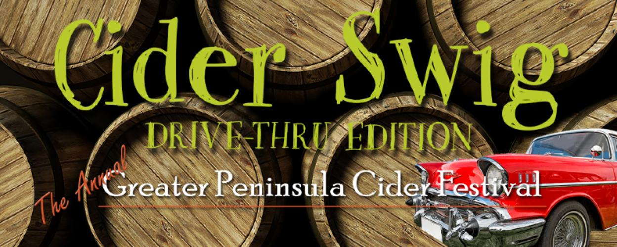 Cider Swig Drive-Thru Event