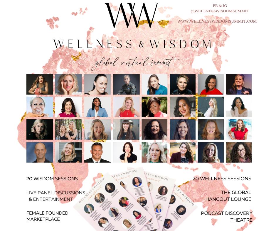 Wellness & Wisdom Global Virtual Summit