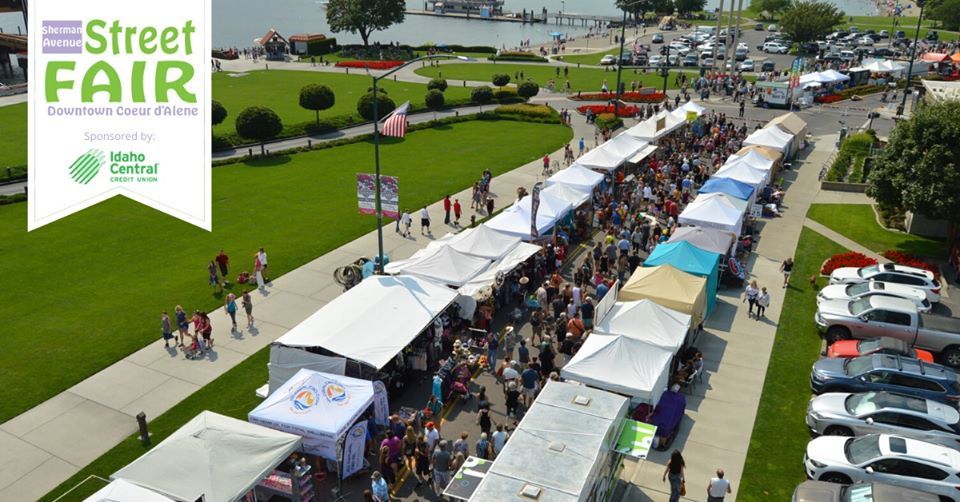 29th Annual Street Fair - Canceled