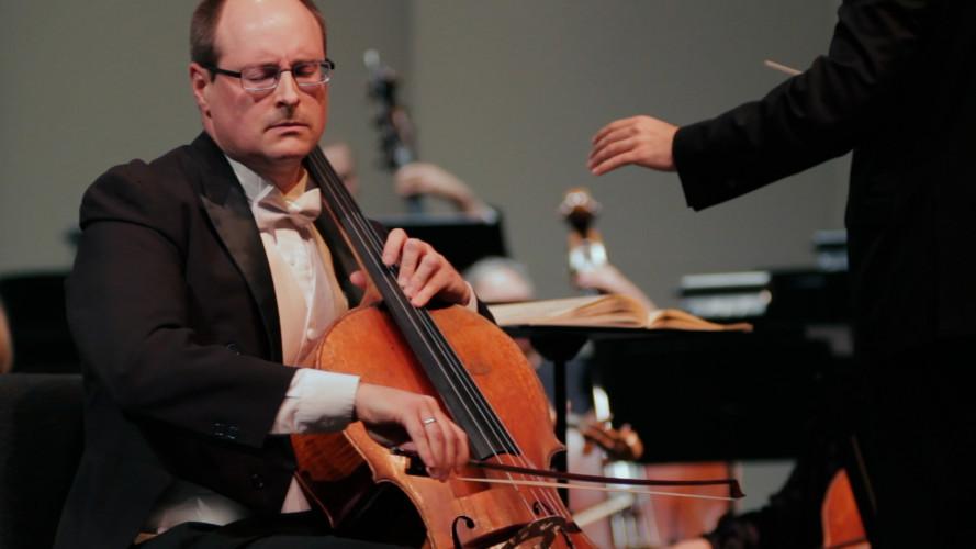 Auburn Symphony: Lalo's Cello Concerto in D minor