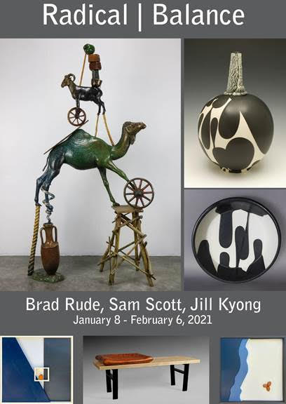 January Exhibit: Radical Balance