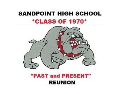 Sandpoint High School Class of 1970 50th Class Reunion Social