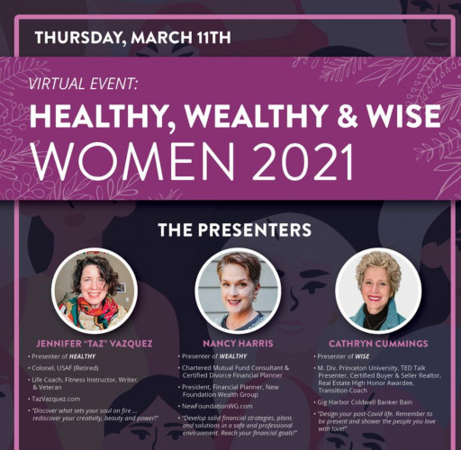 Healthy, Wealthy & Wise Women 2021