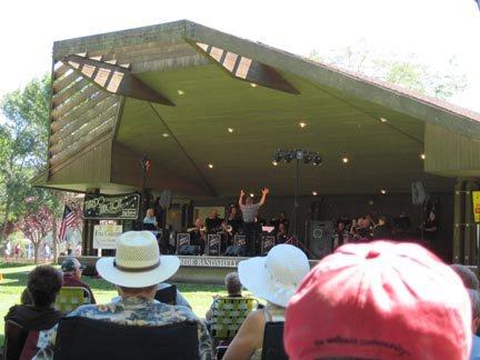 Coeur d'Alene City Park Concert Series