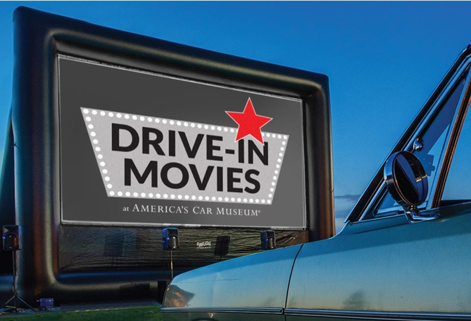 Drive-In Movies at LeMay - America's Car Museum