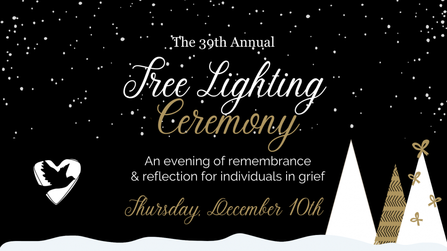 Hospice of North Idaho presents: 39th Annual Tree Lighting Ceremony