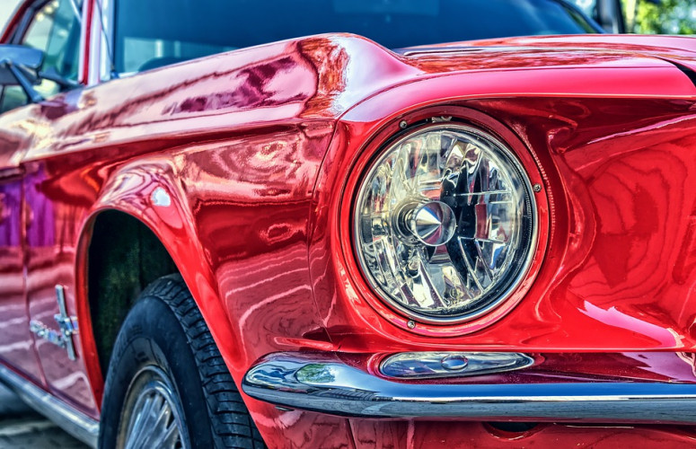 Cinderella Nights Car Show