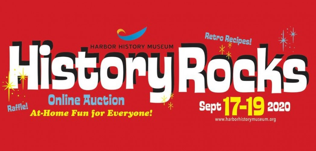 History Rocks 2020 - Virtual Auction