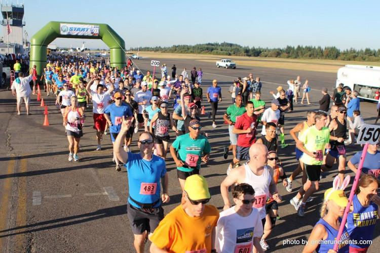 Tacoma Narrows Half Marathon