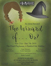 The Wizard Of ... Oz?