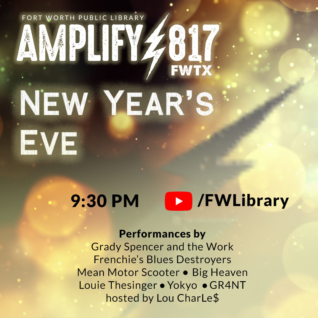 Amplified New Year's Eve Concert
