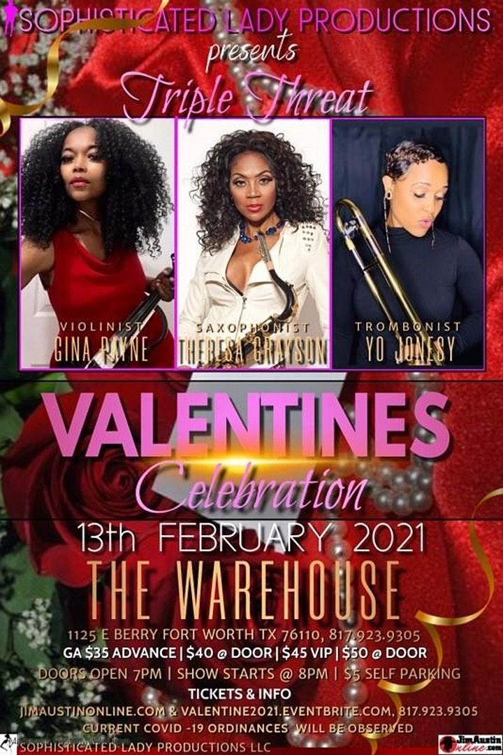 Triple Threat Valentine's Celebration