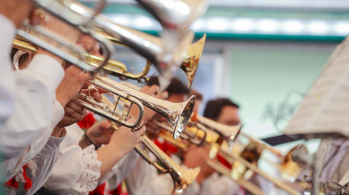 Festkonzert der Bundesmusikkapelle Fügen