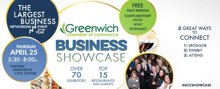 2019 Business Showcase @ Eastern Greenwich Civic Center