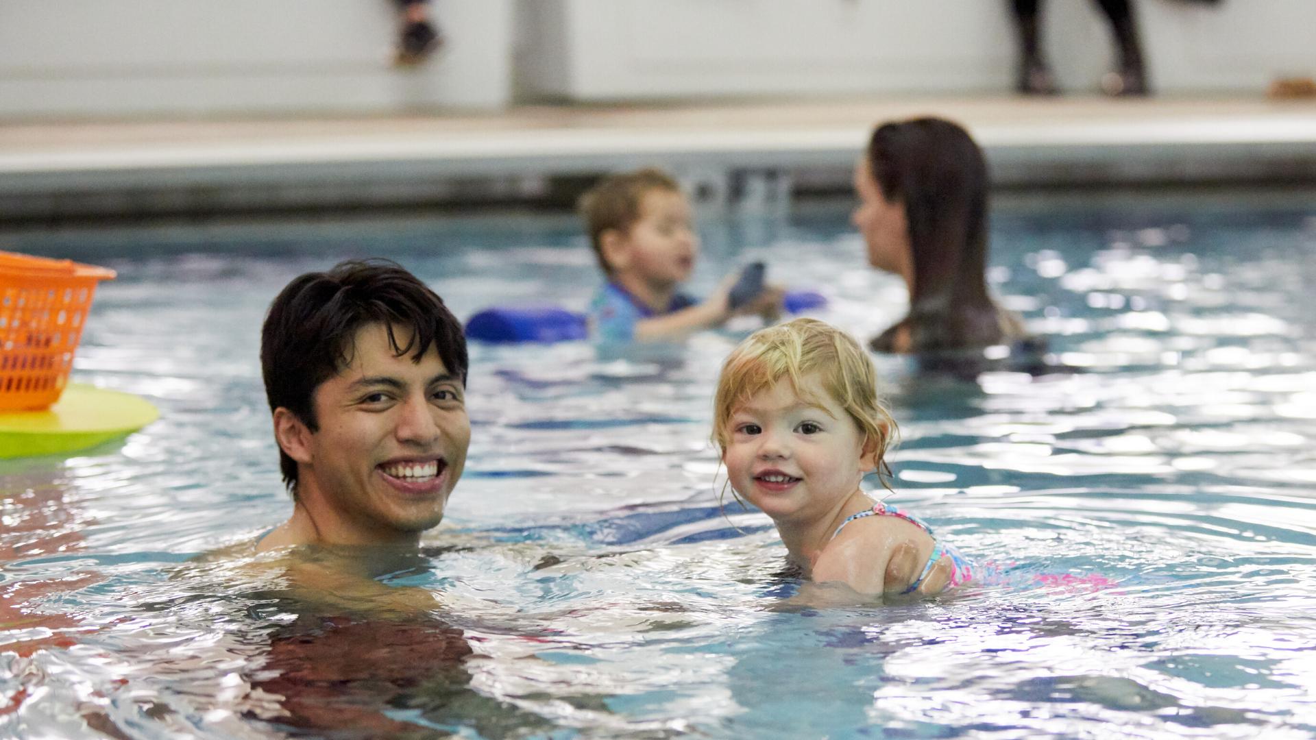 Preschool Swim Playdate