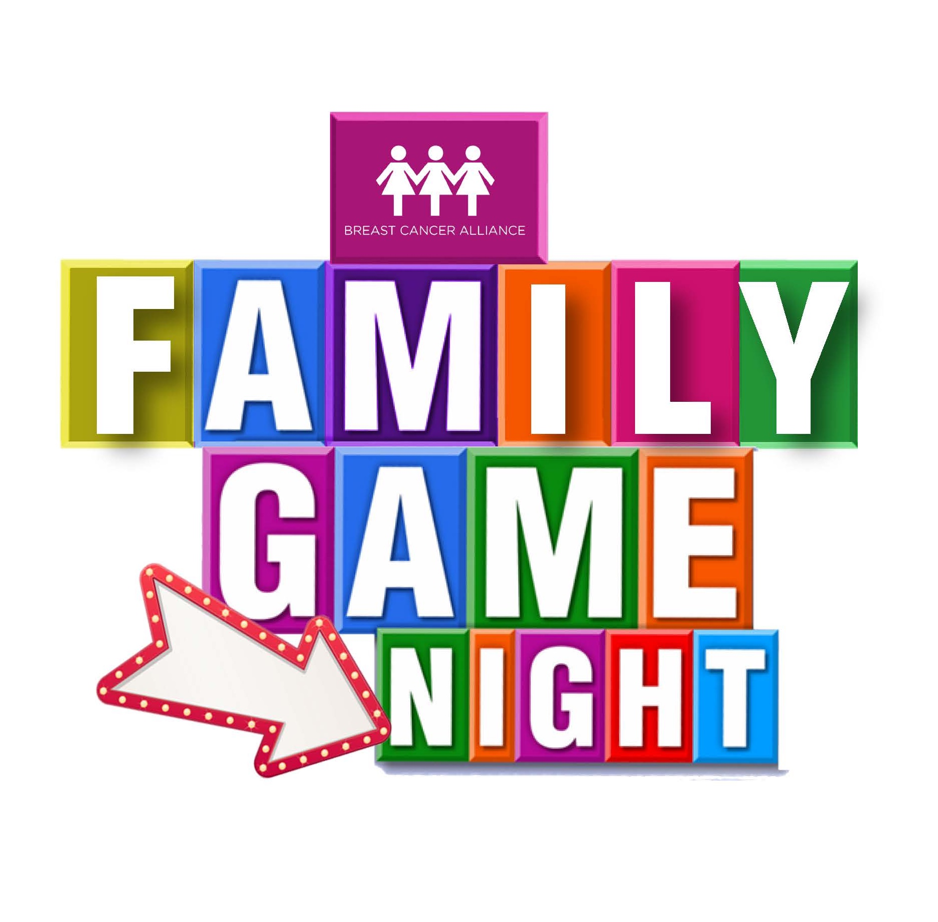 Breast Cancer Alliance Family Game Night