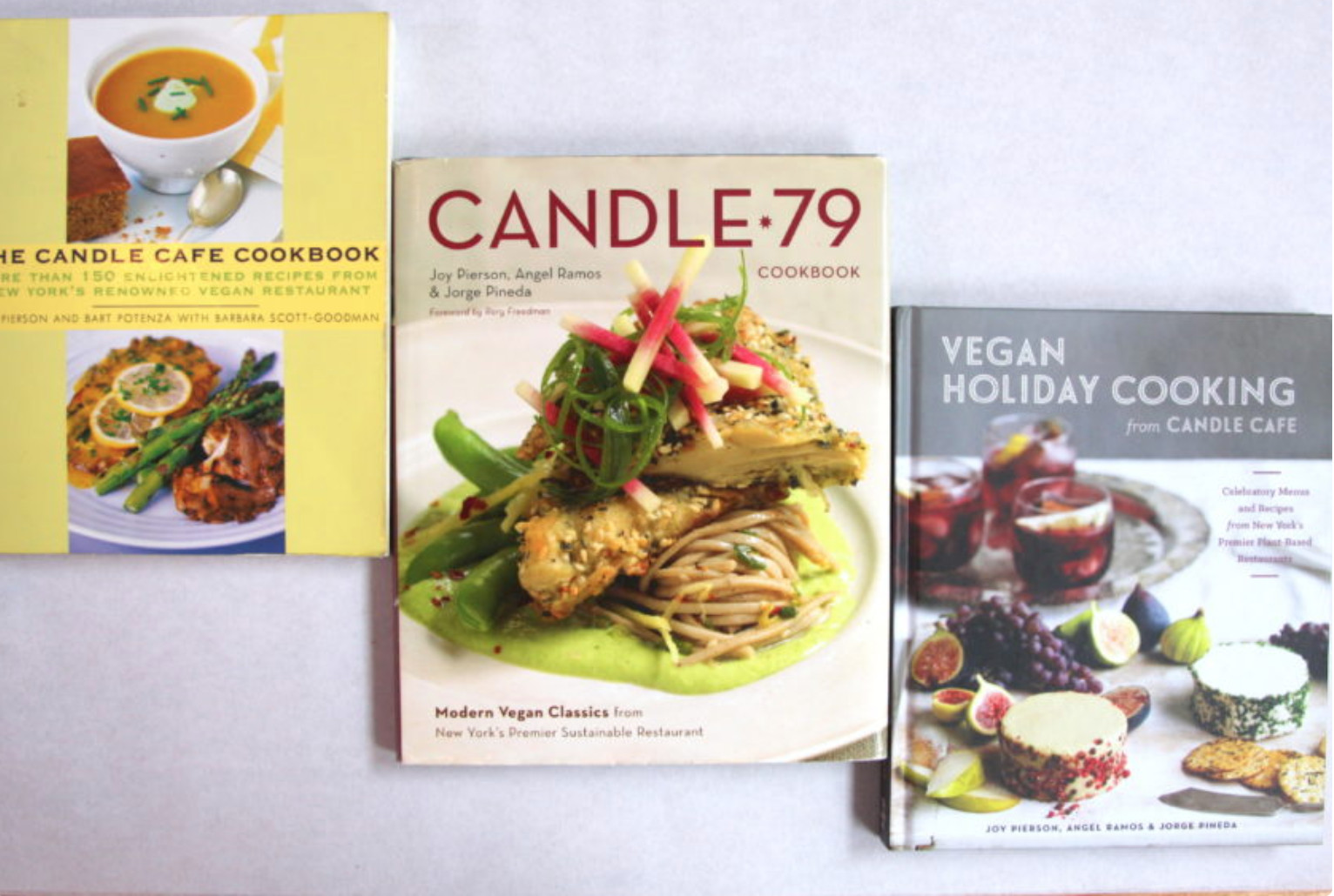 Plant Based Cooking for the Holidays with Candle Cafe owner Joy Pierson @ Mike's Organics @ Mike's Organic @ 377 Fairfield Avenue, Stamford, Connecticut, 06902, United States