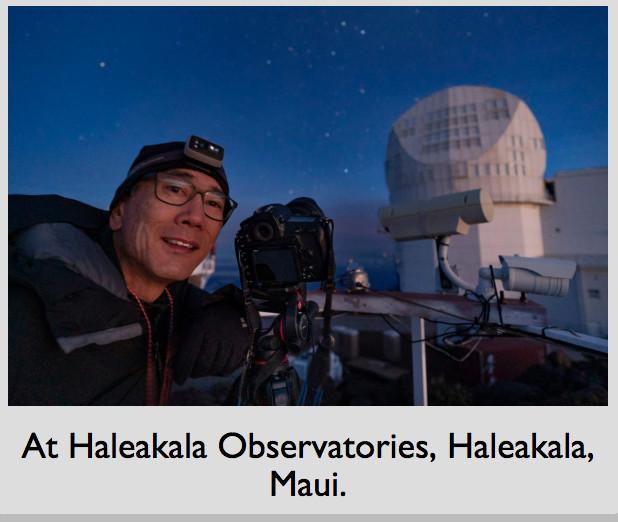 Fred Elser First Sunday Science Series: Night Sky Landscapes
