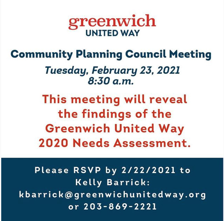 Community Planning Council Meeting