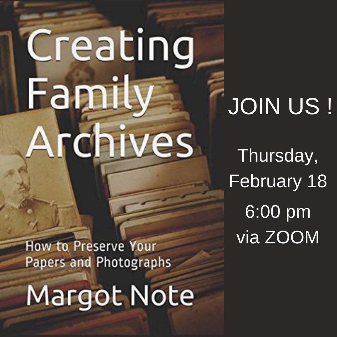 Creating Family Archives