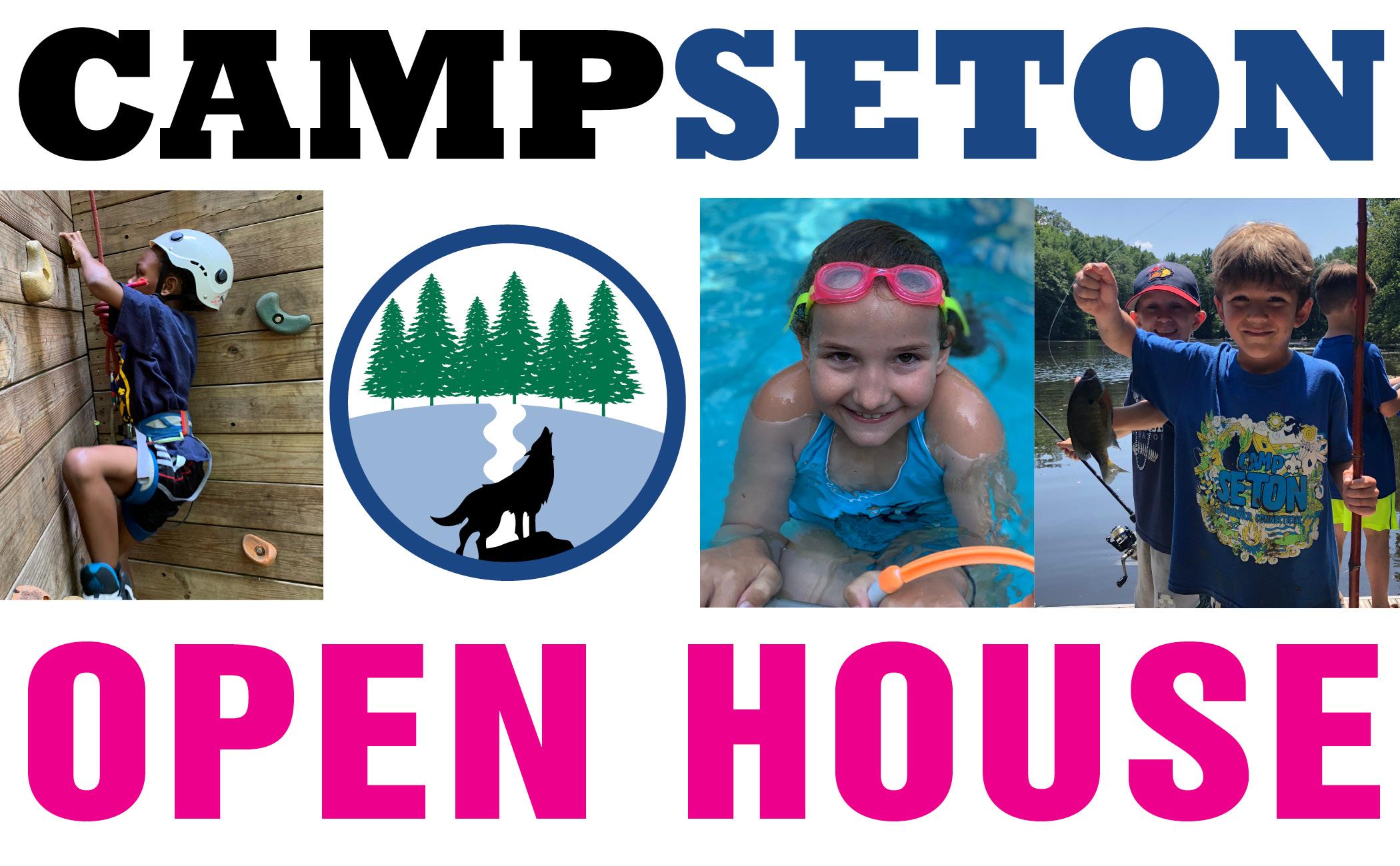 Camp Seton Open House