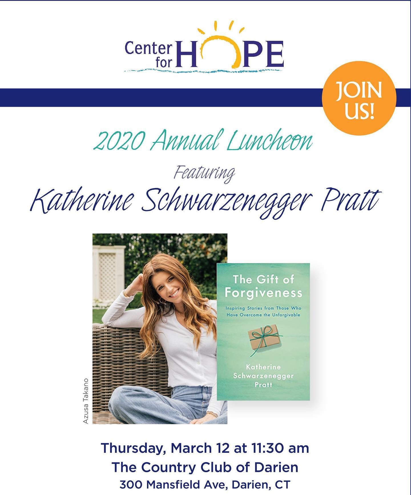 Center for Hope 2020 Annual Luncheon