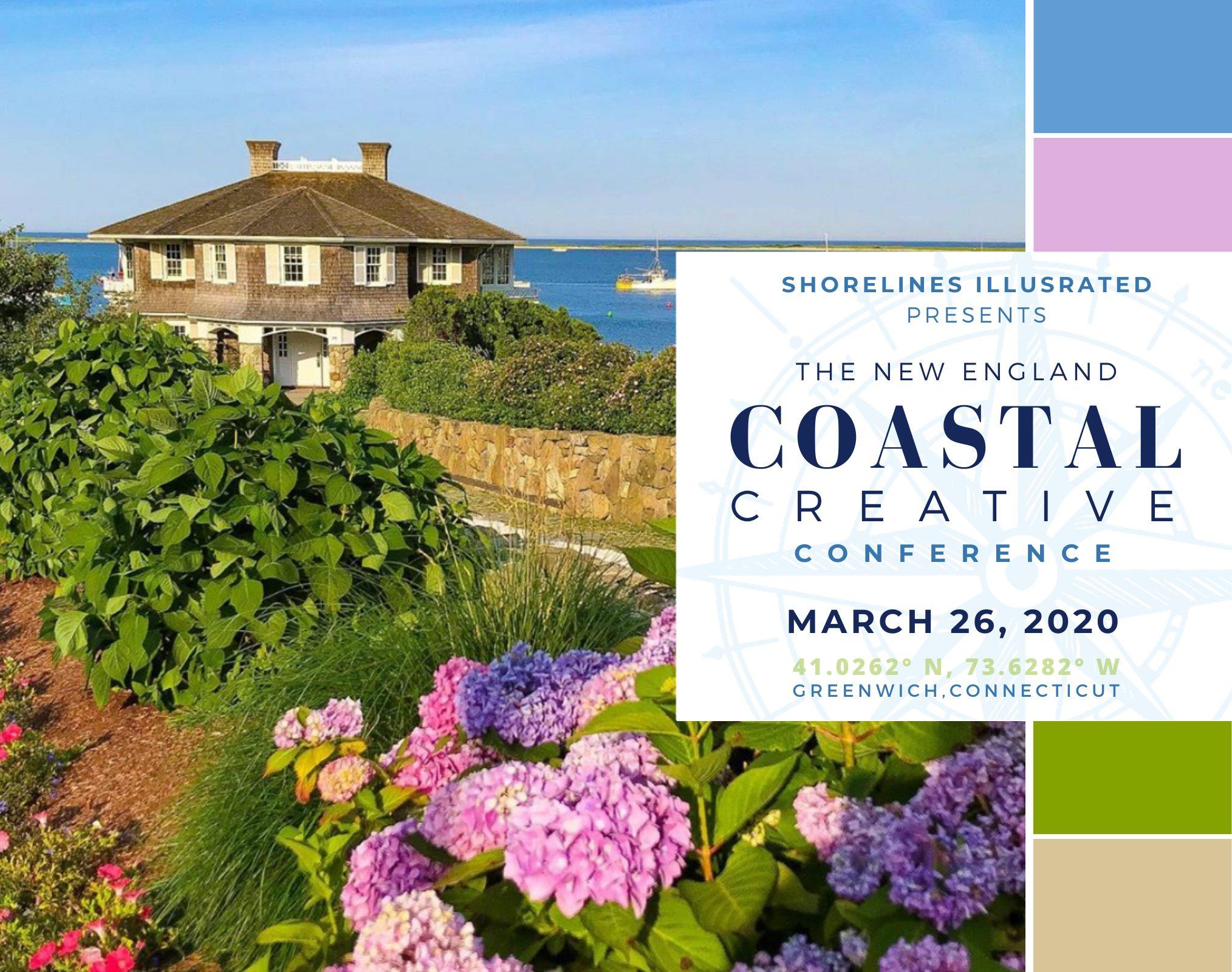 The New England Coastal Creative Conference