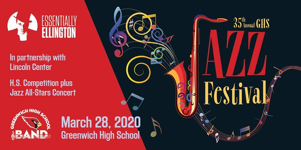 *CANCELLED* 35th Annual Essentially Ellington Greenwich High School Regional Jazz Festival