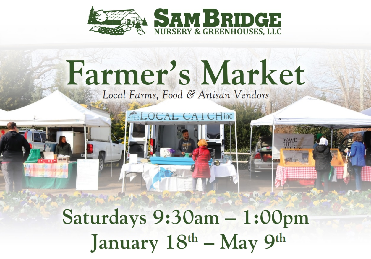 Sam Bridge Farmer's Market
