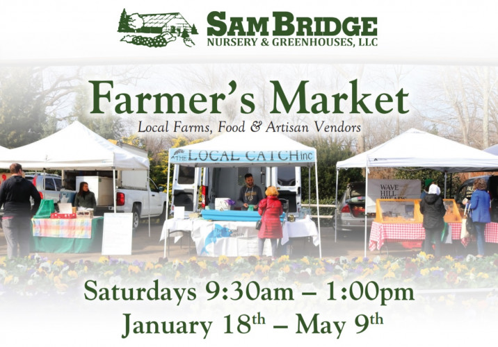 Sam Bridge Farmer's Market