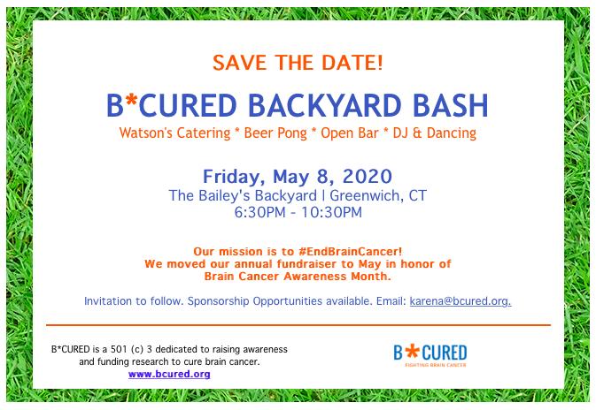 B*Cured Backyard Bash