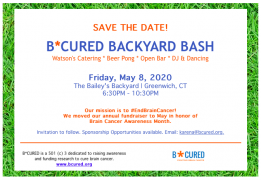B*Cured Backyard Bash