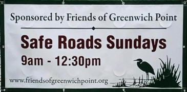 Safe Roads Sundays @ Greenwich Point