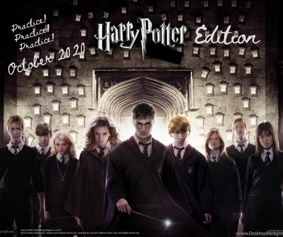 Practice! Practice! Practice! Harry Potter Online Class Series with Erica de Sousa