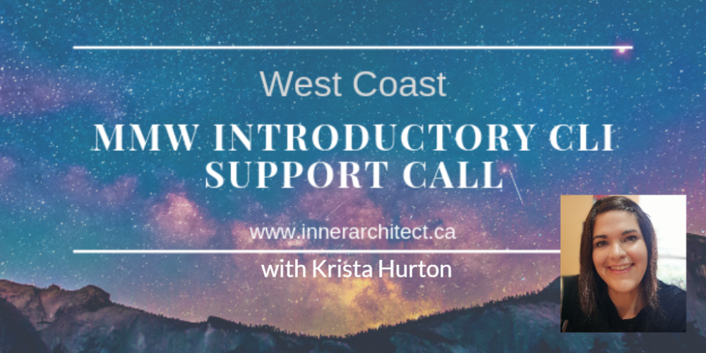 Introductory MMW Webinar Series with Krista Hurton