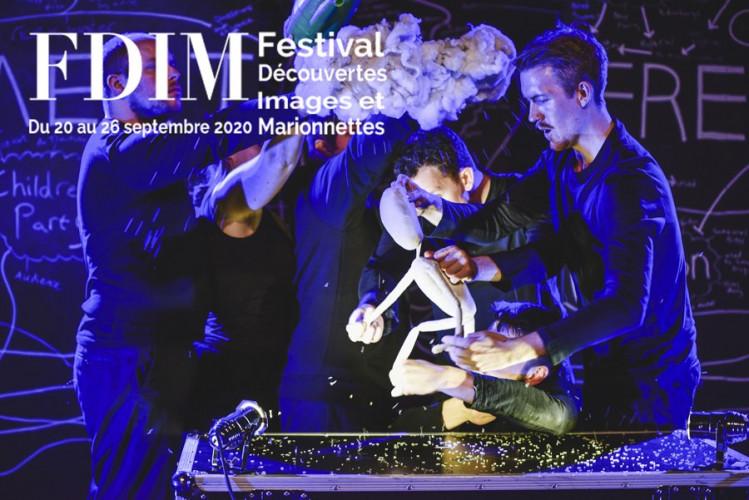 FDIM : Festival Découvertes, Images et Marionnettes