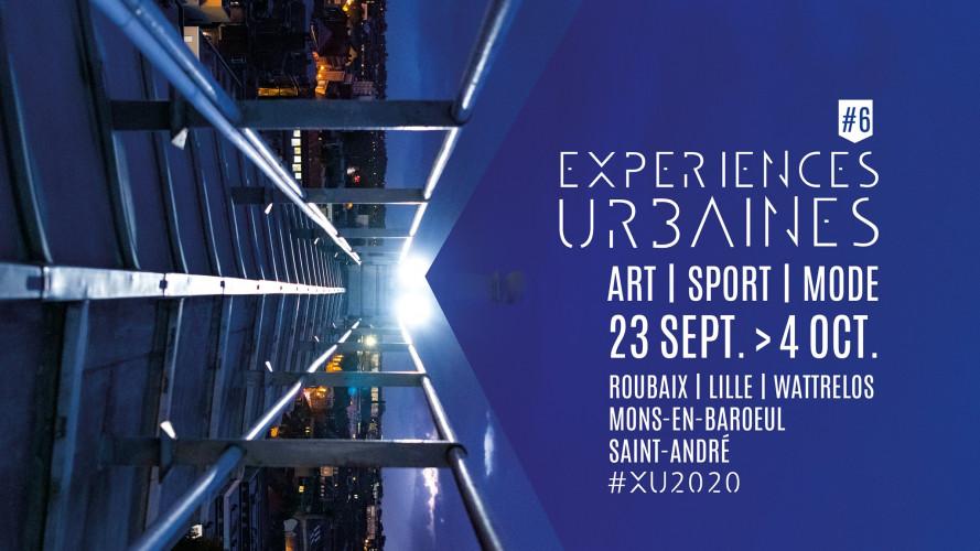 Festival Expériences Urbaines #xu2020